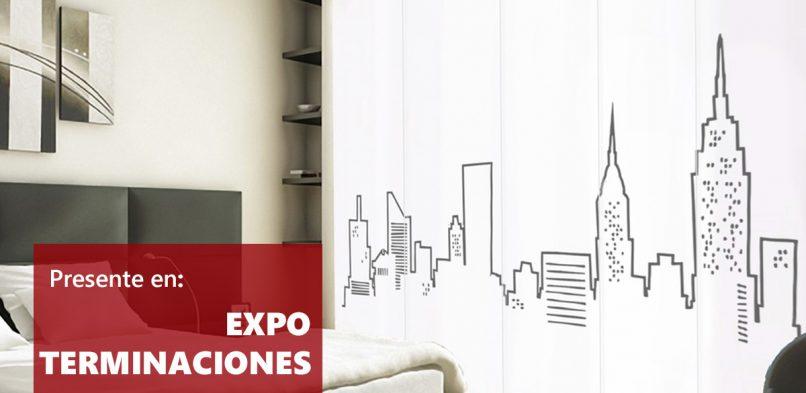Invitación Expo Terminaciones
